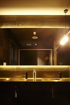 Nanoeclectic Black Feature Tile Bathroom Wall