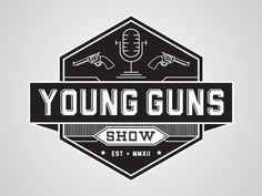 Young Guns by Adam Grason , via Behance