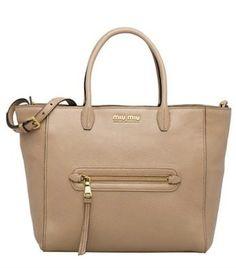 e7b2375ccac6 Miu Miu Madras Cammeo Leather Satchel. Save big on the Miu Miu Madras  Cammeo Leather. Tradesy