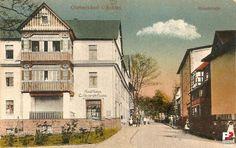 Główna 20 (Sanatorium Heinrich, Villa Bergfrieden, Willa Walter, Sanatorium Marysieńka), Sokołowsko - 1907 rok, stare zdjęcia
