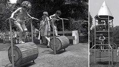 Játszótér The Good Old Days, Hungary, Budapest, Childhood Memories, Retro Vintage, Nostalgia, Photography, Times, Historia