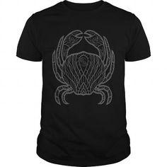 Awesome Tee Cancer grey Aquarius Aries Cancer t shirt T shirts