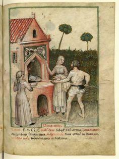 Tacuinum Sanitatis, 1390-1400