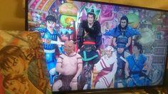 小島瑠璃子 @ruriko_kojima  2月8日 アメトーークDVD34巻!!!キングダム芸人なう\(^^)/改めて観て、たのしかったなあ。。しあわせ。。