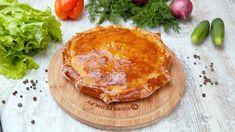 Пирог со скумбрией - Рецепты от Со Вкусом