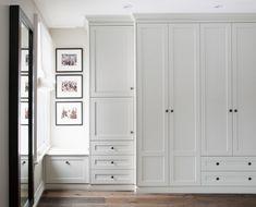 white wardrobe closet south a bedroom white armoire wardrobe closet Home, Bedroom Wardrobe, Bedroom Closet Design, Bedroom Design, Built In Wardrobe, Bedroom Built Ins, Build A Closet, Bedroom Armoire, Closet Design