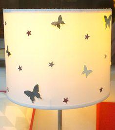 1000 images about lampes abat jour appliques lanternes on pinterest lam - Lampe chevet vintage ...
