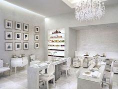 Beauty salon design, salon interior design, nail salon design, nail salon d Nail Salon Design, Nail Salon Decor, Beauty Salon Decor, Beauty Salon Design, Beauty Salons, Beauty Spa, Hair Salon Interior, Spa Interior, Salon Interior Design
