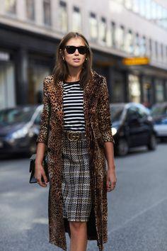 Street Style during Copenhagen Fashion Week SS 2017