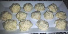 La p'tite cuisine de Val: Truffes chocolat blanc & coco