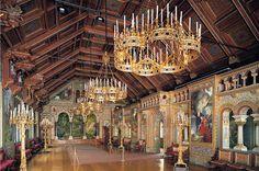 Louis II de Bavière : Neuschwanstein, Germany