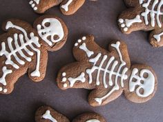 Gingerbread Men Cookies [vegan] good cookies