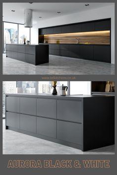 Industrial Kitchen Design, Luxury Kitchen Design, Kitchen Room Design, Contemporary Kitchen Design, Luxury Kitchens, Home Decor Kitchen, Interior Design Kitchen, Home Design, Steel Channel