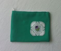 Retro - Mini Hand Bag / Clutch / Etnic by NephilimShop on Etsy