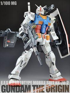 POINTNET.COM.HK - MG 1/100 RX-78-2 Gundam The Origin