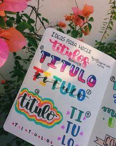 Lettering Guide, Types Of Lettering, Lettering Tutorial, Lettering Design, Bullet Journal Titles, Journal Fonts, Bullet Journal Aesthetic, Hand Lettering Alphabet, Doodle Lettering