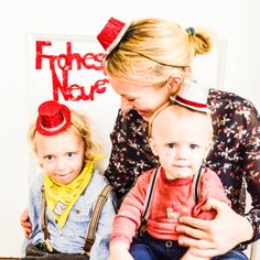 Coole Hütchen für Silvester, jetzt auf www.wasfuermich.de. Let´s make it!