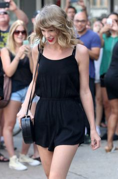 Leaving the gym in NYC 6/14/14