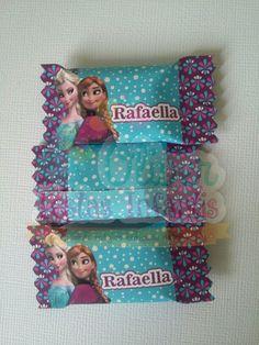 Bala Personalizada Frozen by Oliver Festas Infantis ☺