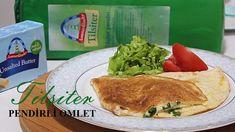 Pendirli omlet resepti