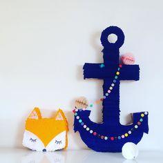 voilà elles sont finies et remplies de bonbons et surprises ! Il ne reste plus qu'à les accrocher au pommier et croiser les doigts pour qu'il fasse beau samedi pour fêter les 9 ans de Lisenn  #piñata #homemade #overdosedepapiercrepon by tournicote