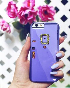 Pop Art Peephole Friends Phone Case for iPhone & Android