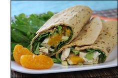 Salad Days! (Fresh New Recipes!) chinese chick salad wrap 8 pts, hot and cold veggie salad 5 pts