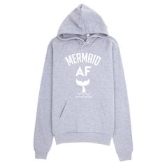 This American Apparel hoodie is made out of California fleece which, opposed to typical synthetic fleece, is made of 100% extra soft ring-spun combed cotton. It's pre-washed to minimize shrinkage, and