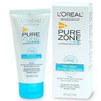 L'Oreal Pure Zone Skin Relief Oil-Free Moisturizer