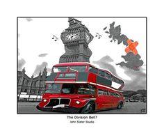 The Division Bell? © John Slater Studio