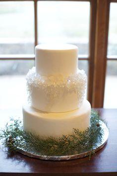 Winter Great Gatsby Wedding Inspiration