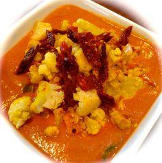 Fat-Free Tomato Basil Soup