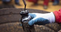 Crude oil futures dipped by around 0.53 per cent in the domestic market on Tuesday as investors weighed continued uncertainty ahead of the U.K. referendum on European Union membership and its potential impact on energy demand.