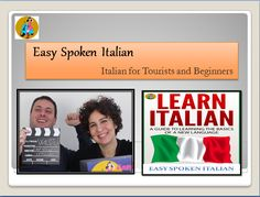 Easy Spoken Italian provides the free and premium Italian lessons for beginners online. The course includes all the basics Italian words and vocabularies which… How To Speak Italian, Italian Words, Learn Italian Online, Italian Courses, Everyday Italian, Italian Lessons, Communication Problems, Learning Italian, Italy Travel