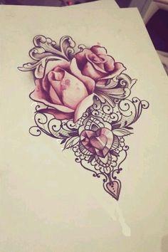Pictures found for the query mandala rose tattoo - # .- Znalezione obrazy dla zapytania mandala rose tattoo – Pictures found for the query mandala rose tattoo – - Rose Mandala Tattoo, Tattoos Mandalas, Trendy Tattoos, Tattoos For Women, Tattoos For Guys, Cool Tattoos, Tatoos, Rosen Tattoo Frau, Rosen Tattoos