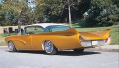 Bill Cushenbery's custom car, the Marquis, is a shining example of a 1960s custom built mostly from one-of-a-kind fabricated pieces instead of repurposed old auto parts.