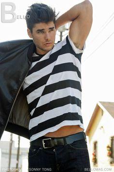 Men's casual style :: Charlie Matthews