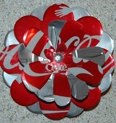 soda can crafts - Google Search