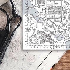 Hoy os traemos un mapa lleno de recuerdos escondidos. Visita nuestro blog para ver el mapa al completo! #ondarcy #regalosconestilopropio #happyday #happy #instaart #instaartist #instagood #illustration #ilustracion #sketch #drawing #design #graphicdesign #life #momentosinolvidables#regalodeboda #boda #wedding #weddinggift #creative #handdrawn #weddingpresent #adventures #travellife #travellifestyle #mapadevida #mapa #lifemap