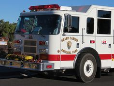 Grand Canyon National Park Fire Service Engine 81 | Flickr - Photo Sharing!