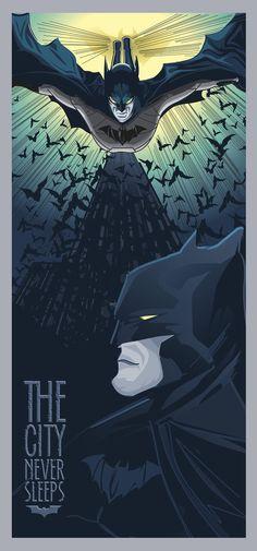 Batman - The City Never Sleeps