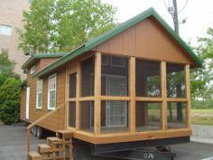 Park model mobile home for sale california