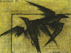 Oiseaux by Bernard Buffet