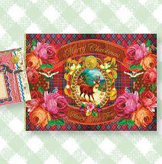 PiP Studio christmas card stag Box 4