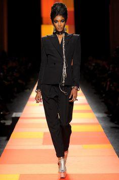 Jean Paul Gaultier - Pasarela-SUIT- Tuxedo