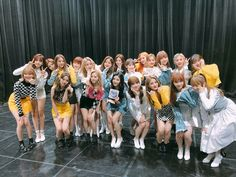 It was spotted that IZ*ONE and were in the same photo together! Netizens could not help but be amazed by their beauty.