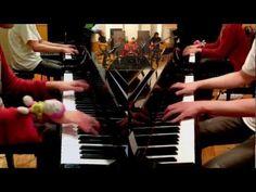 劇的ビフォーアフターのテーマ inscrutable battle 【2台ピアノ&Band】