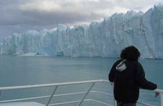 """Extreme South Tour:  An ideal option to get to know the most austral Patagonia, visiting two major sites: first, a visit to the majestic Glaciers with their magic and mysterious blue ice (UNESCO World Heritage Site) and finally, Ushuaia's charm, the """"Bay facing dusk"""" in Tierra del Fuego, the End of the World."""