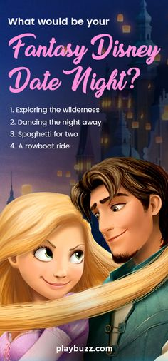 Can We Guess Your Ideal Boyfriend Based On Your Disney Preferences? Boyfriend Quiz, Ideal Boyfriend, Disney Quiz, Disney Rapunzel, Walt Disney World, Disney Pixar, Pocket Princesses, Disney Princesses, Playbuzz Quizzes