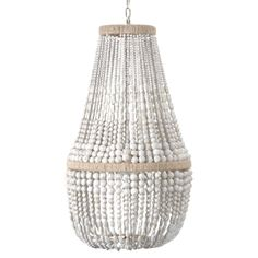 Ro Sham Beaux Malibu Up White Swirl Pendant. #laylagrayce #lighting #new #roshambeaux
